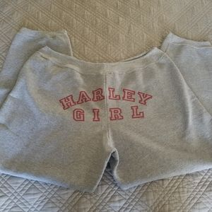 Harley Davidson sweatpants